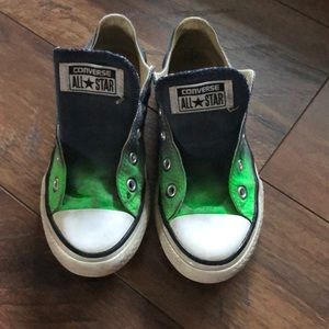 8065480d782 Converse Shoes - Hand painted Seahawks Converse Shoes